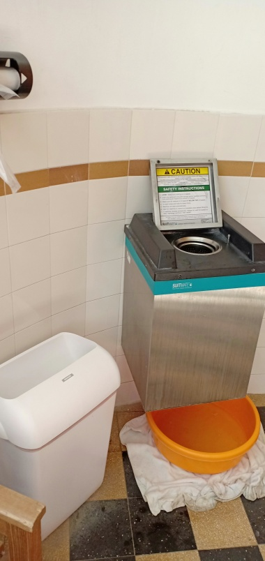 mesin pemeras baju basah