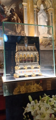Reliquary of St Stephen