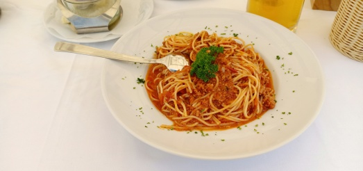 Spaghetti ala Ragu