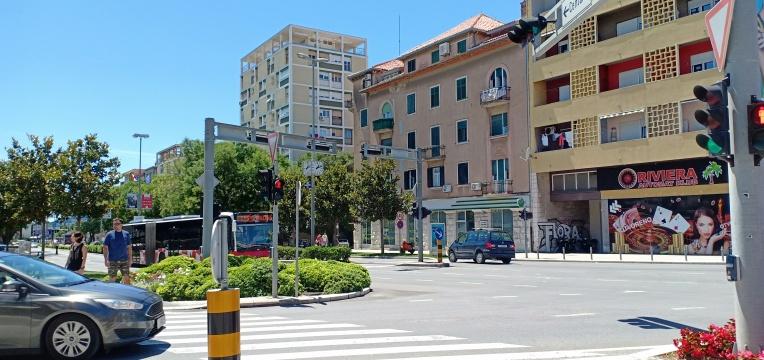Kota modern Split