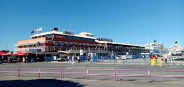 Stasiun kereta Split