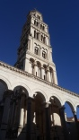 Menara lonceng St Domnius