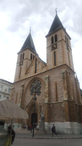 Gereja Katolik di Sarajevo
