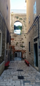 Old Street of Split