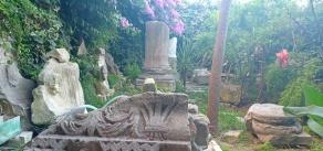 Reruntuhan Romawi