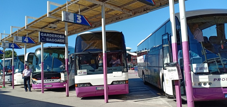 Terminal Bis Split