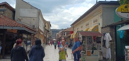 Cevapi Street
