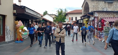 Bangunan-Bangunan Peninggalan Kesultanan Ottoman di Sarajevo