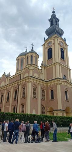Gereja Orthodoks di Sarajevo