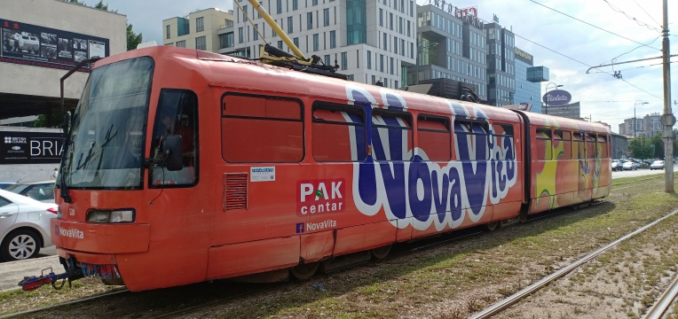 Tram di Sarajevo