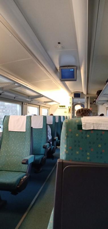 Kereta menuju Mostar