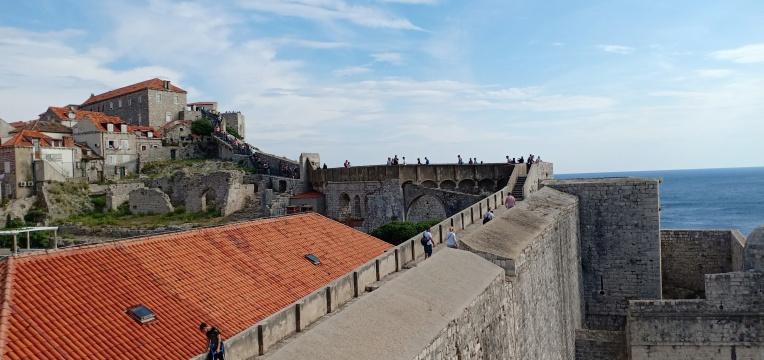 Tembok Kota Dubrovnik